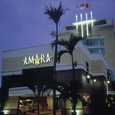 Amara Guesthouse Hotel.
